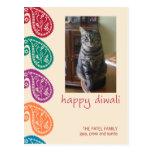 Diwali Card Postcard