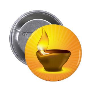 Diwali Diya - lámpara de aceite para la celebració Pin