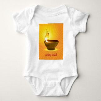 Diwali Diya - Oil lamp for dipawali celebration T-shirt