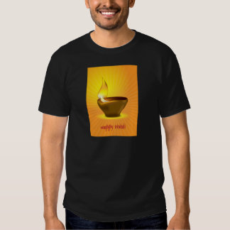 Diwali Diya - Oil lamp for dipawali celebration Tee Shirts