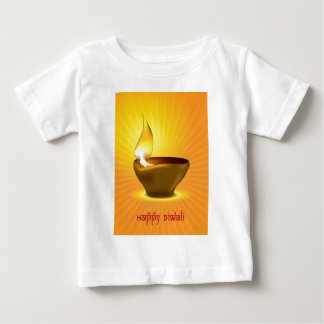 Diwali Diya - Oil lamp for dipawali celebration Tshirts