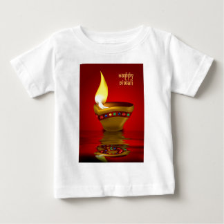Diwali Diya - Oil lamp illustration Shirts