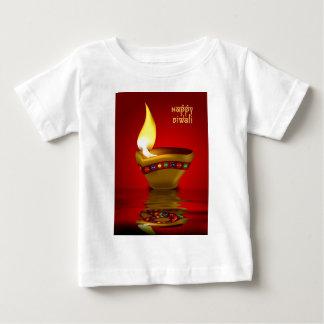 Diwali Diya - Oil lamp illustration T Shirt