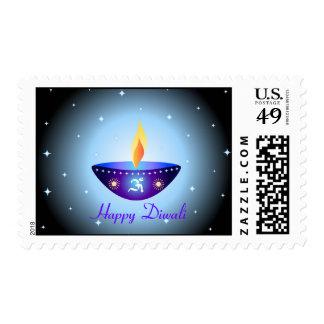 Diwali feliz - franqueo sellos postales