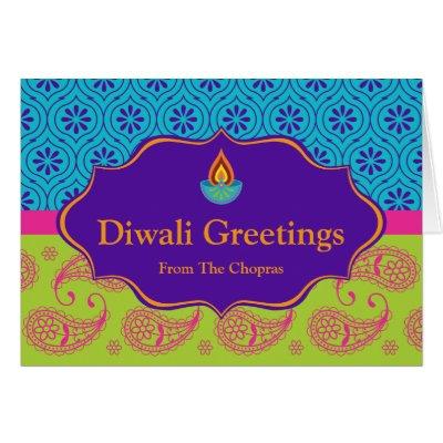 Diwali greeting card with editable text zazzle m4hsunfo