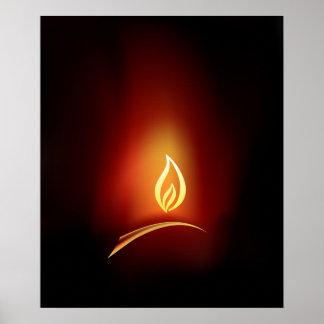 Diwali Greeting Poster