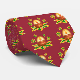 Diwali Lantern Tie