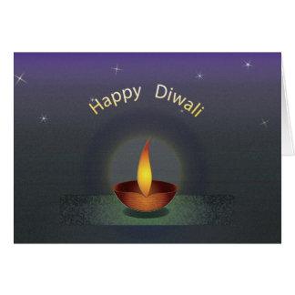Diwali Three Text redu Cards