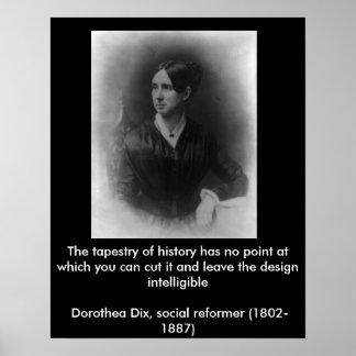 DIX de Dorothea Póster