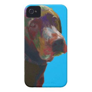 Dixie (cepillado) iPhone 4 Case-Mate cárcasa
