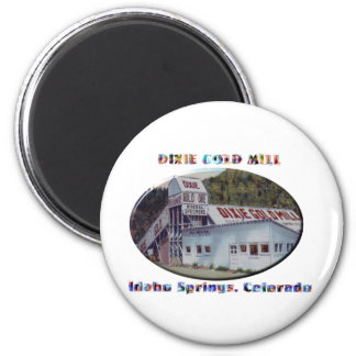 Dixie Gold Mill Magnet