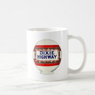Dixie Highway - Vintage Advertising Mug