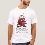 Dixie John's (Color Logo) T-Shirt