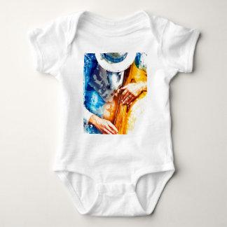 Dixie land Color Baby Bodysuit