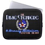 Dixie logo laptop sleeve