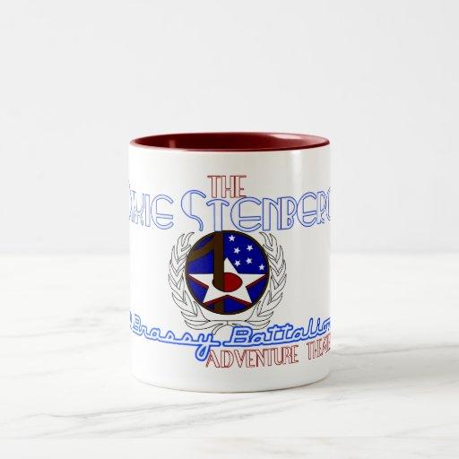 Dixie logo mug