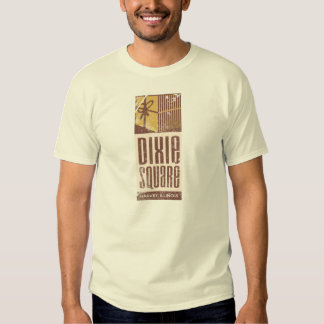 Dixie Square Mall Vintage Distressed T-Shirt