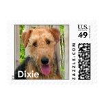 dixie stamp