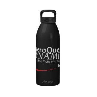 Dixie Stenberg AeroQuest Dynamics water bottle