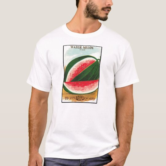Dixie Watermelon Vintage Seed Pack T-Shirt