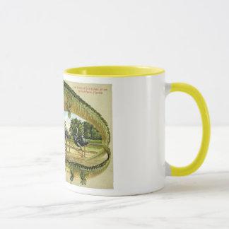 Dixieland Park, Jacksonville, Florida Vintage Mug