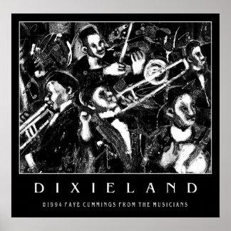 Dixieland Poster