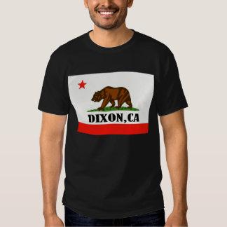 Dixon, California -- Camiseta Camisas