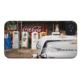 Dixon, New México, Estados Unidos. Coche del iPhone 4 Case-Mate Cobertura