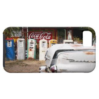 Dixon, New México, Estados Unidos. Coche del iPhone 5 Fundas
