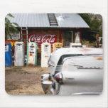 Dixon, New México, Estados Unidos. Coche del vinta Tapete De Ratones