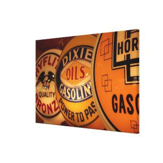 Dixon, New México, Estados Unidos. Vintage Lienzo Envuelto Para Galerías