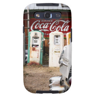 Dixon, New Mexico, United States. Vintage car Samsung Galaxy S3 Cases