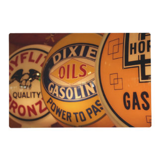 Dixon, New Mexico, United States. Vintage Laminated Place Mat