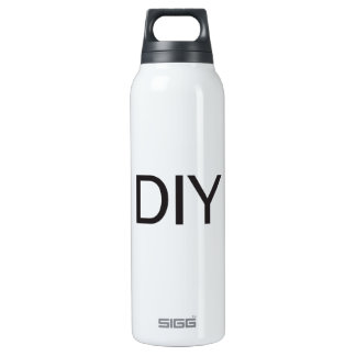 DIY 16 OZ INSULATED SIGG THERMOS WATER BOTTLE