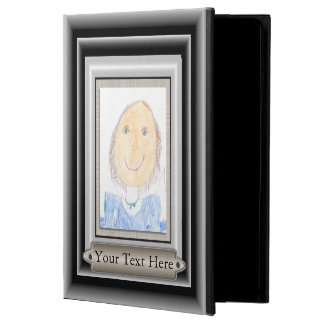 DIY Add Your Art to this Frame iPad Air Cases