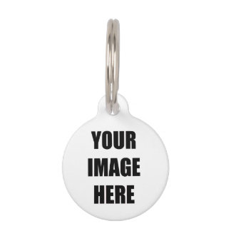 DIY, Add Your Own Image, Your Image here Pet Nametags