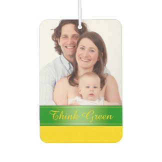 DIY - Add your own photo, name and ideas Air Freshener
