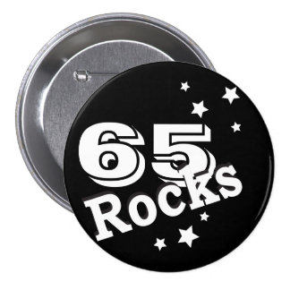 DIY Age | Birthday Rocks Button