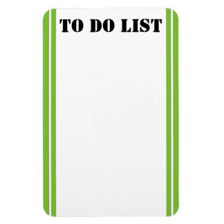 DIY - Añada su texto con la pluma no permanente Imán Rectangular