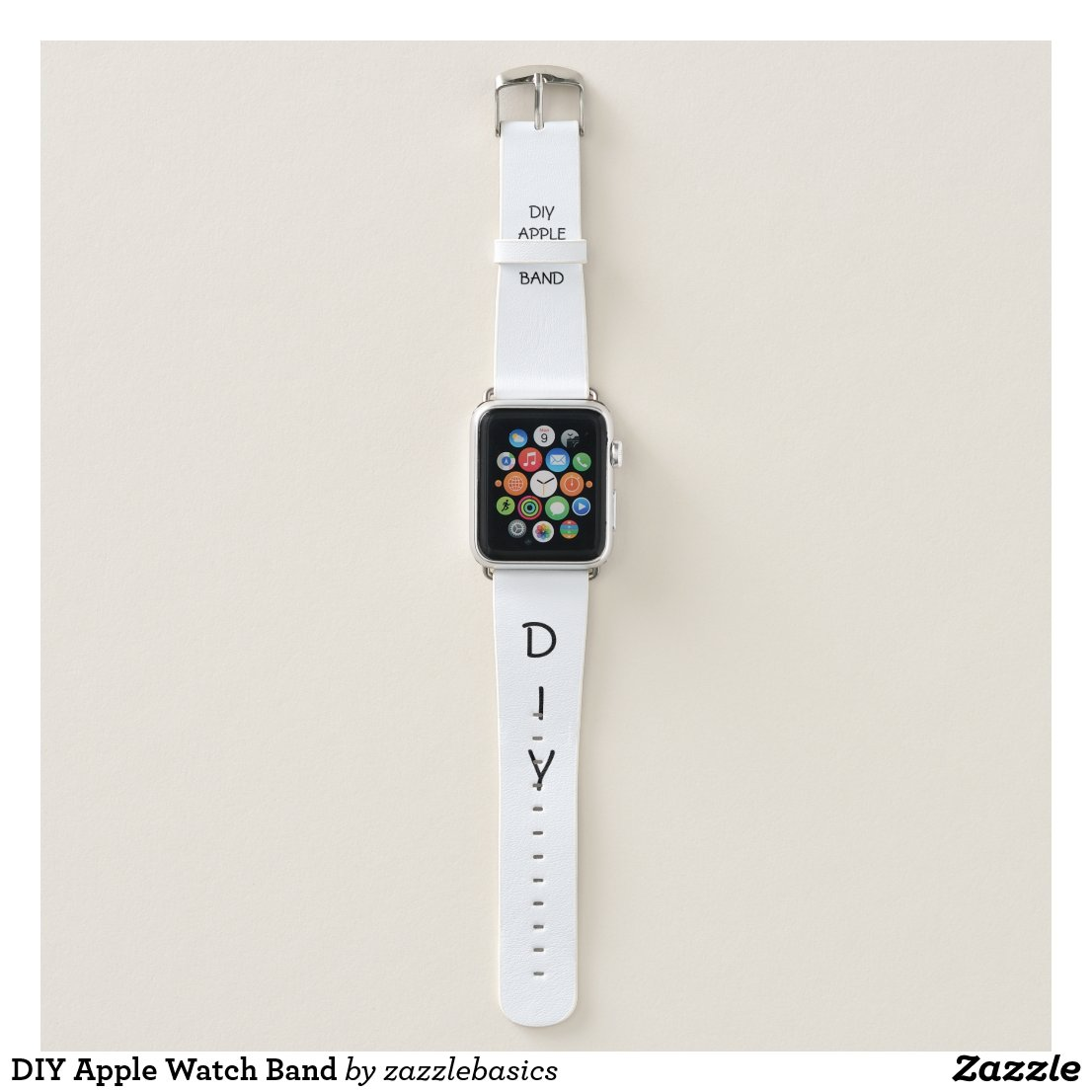 DIY Apple Watch Band
