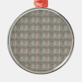 DIY background  Sparkling Garment Hangers template Metal Ornament