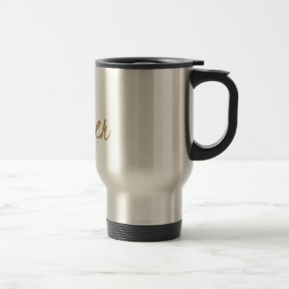 DIY Blogger - Gold Script Coffee Mug