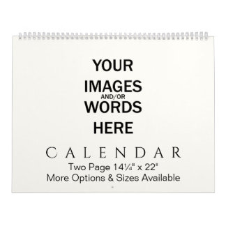 DIY - Calendar Large