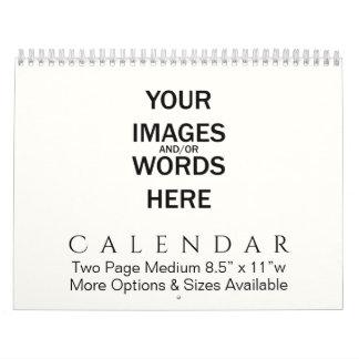 DIY - Calendar Medium