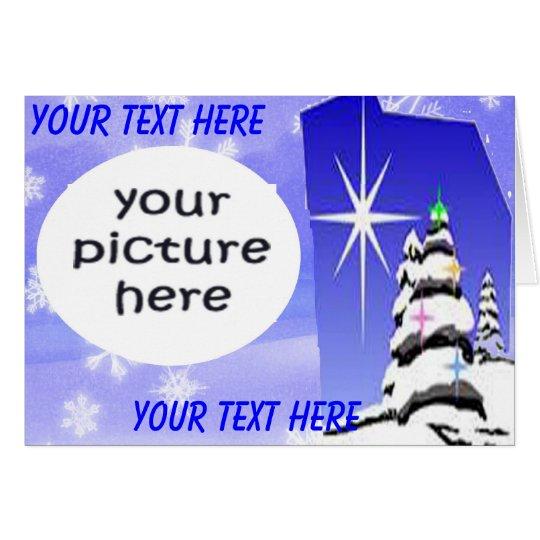 DIY CHRISTMAS NOTECARDS CARD