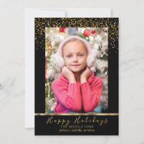 DIY Christmas Photo Holiday Card
