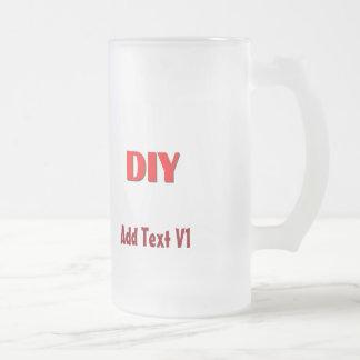 DIY crean su propia taza de encargo Z006 de la