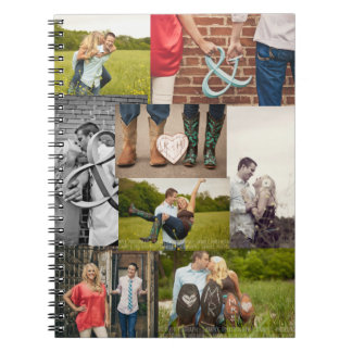 DIY crean su propio diario del cuaderno de la foto