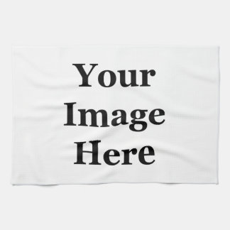 DIY, crean sus propias impresiones de la foto. Toallas De Cocina