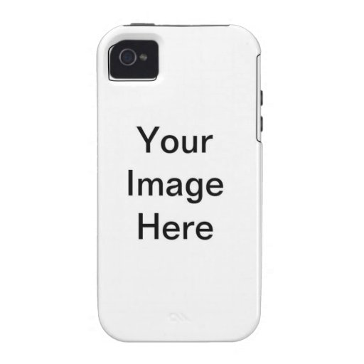 DIY, Create your own, add your picture or text. iPhone 4/4S Covers